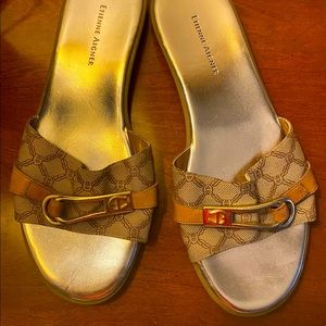 Etienne Aigner woman Slippers